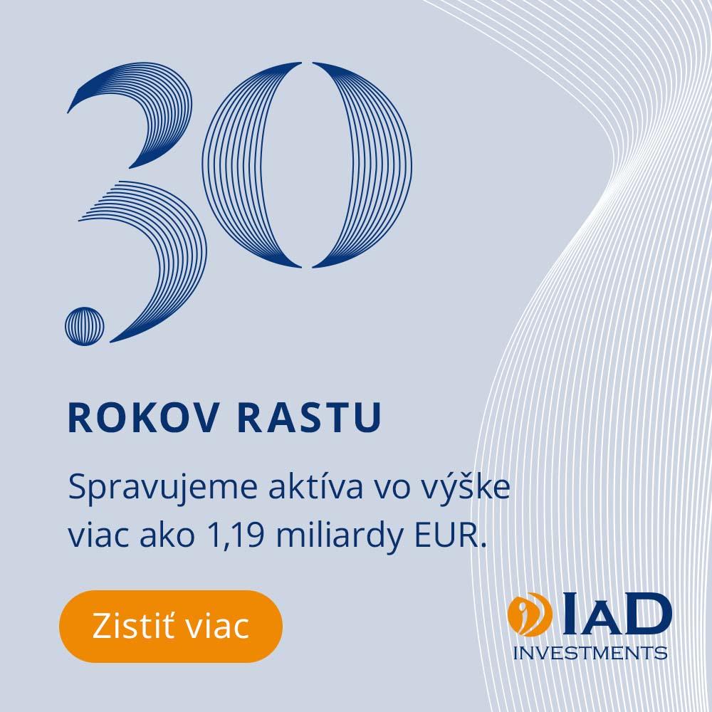 Relácia peniaze sponzor IAD